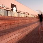 עבודות עץ בנמל תל אביב