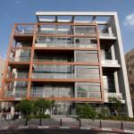 חיפוי עץ ברחוב הירקון בתל אביב (6)