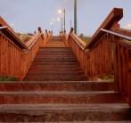 נתניה - מדרגות ודק חוף תמוז (4)